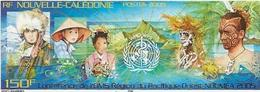 NOUVELLE- CALEDONIE -CONFERENCE DE L'O.M.S .N° 952 BANDE 3 NEUF XX ANNEE 2005 - - New Caledonia