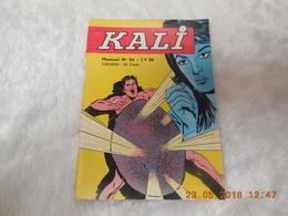 Kali : N° 54, La Secte Des Mendiants - Books, Magazines, Comics