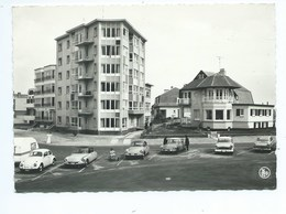 Coxyde - Villa Zee Rust - Sun Flower - Biarritz - Voiture Citroën Et VW Cox - Koksijde