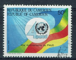 Cameroon, UNPD, United Nations Development Program, 1990, VFU - Cameroon (1960-...)