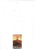 F 457 . HOLA . FORTERESSE . 04/94 . COTE 5€ - France