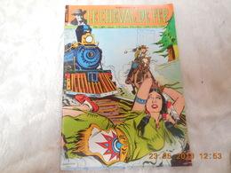 Le Cheval De Fer : N° 1, Red Hawk Sachem Des Arapahoes - Books, Magazines, Comics