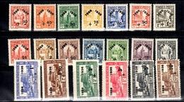 Tunisie Maury N° 185/204 Neufs ** MNH. TB. A Saisir! - Tunisia (1888-1955)