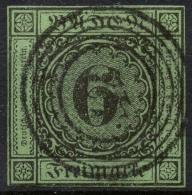 Allemagne Bade (1851) N 3 (o) - Baden