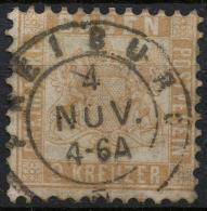 Allemagne Bade (1862) N 15 (o) - Baden