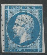 Lot N°42732  N°14A, Oblit PC 554 Bruyères-en-Vosges, Vosges (82), Ind 4 - 1853-1860 Napoléon III