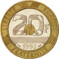 """FRANCE PIECE DE 20 FRANCS 1993 """"MONT SAINT-MICHEL (SPL) - France"""
