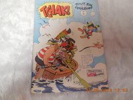 Tchak : N° 2, Tom Patapom : La Diabolique Invention - Books, Magazines, Comics