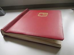Berlin Sammlung Im Abria Vordruckalbum Ab 1956 - 90 Komplett! Gestempelt Und Vereinzelt ** Viele Berlin Stempel - Timbres