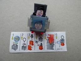 Collector Cadeau Kinder Surprise Réf K02n°14 + Sa Notice - Mountables