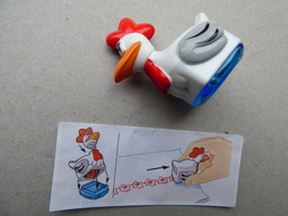 Collector Cadeau Kinder Surprise Réf K02 N°112 + Sa Notice - Mountables