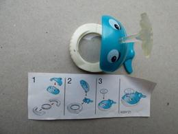 Collector Cadeau Kinder Surprise Réf K02 N° 21 + Sa Notice - Mountables