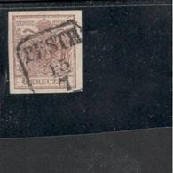 Austria1850:Michel4X PESTH - Gebraucht