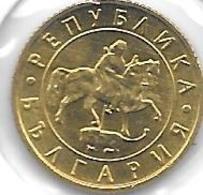 *Bulgaria 10 Leva  1997  Km 224  Bu - Bulgarie