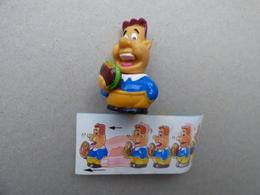 Collector Cadeau Kinder Surprise Réf K02 N° 114 + Sa Notice - Mountables