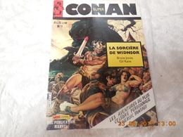 Super Conan (Album) : N° 1, Recueil 1 (01, 02, 03) - Conan