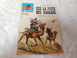 Les Franval 3. Sur La Piste Des Kasbahs - Books, Magazines, Comics
