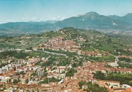 CARTOLINA - POSTCARD - BERGAMO - DALL' AEREO - PANORAMA - Bergamo