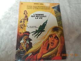Les Panthères (Greg/Aidans) 2. L'homme Qui Refusait La Vie - Books, Magazines, Comics