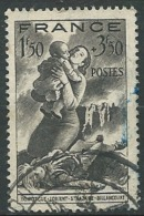 France     Yvert N°   584    Oblitéré     - Bce 14930 - Oblitérés
