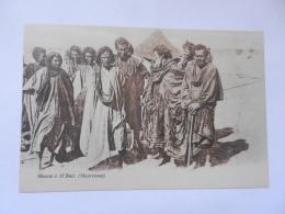 MAURES A M BOUT - Mauretanien