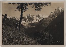 Bondascagruppe Von Soglio Aus - Photo: Feuerstein - GR Grisons
