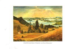 Staffelseelandschaft (nach Einem Gemälde Von Hans Baumann)  / Artikel, Entnommen Aus Zeitschrift /1936 - Bücher, Zeitschriften, Comics