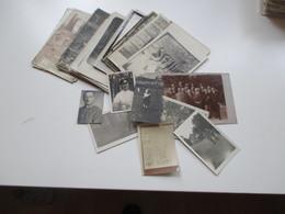 1. WK Fotos / AK 48 Stück. Soldaten / Krieg / Zivil / Uniform / Eisernes Kreuz / Orden. Aus Einem Nachlass. Swinemünde - 1914-18