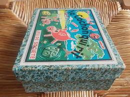 BOITE JEUX  Le Cochon Qui Rit  MARQUE TREVOUX  Année1963 - Group Games, Parlour Games