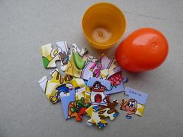Collector Cadeau Kinder Surprise Réf K02 N° 105 Puzzle Pas De Notice NO Bpz - Mountables