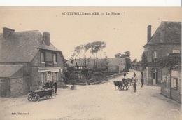 CARTE POSTALE DE SOTTEVILLE SUR MER - Autres Communes
