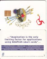 UK - Gemplus Demo Card, Chip 2 - United Kingdom