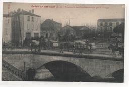 2305004 Grève De GRAULHET-Camions De Marchandises Escortés Par La Troupe - Graulhet