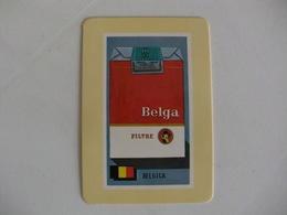 Tobacco/ Tabac/ Cigars/ Cigarettes/ Cigarrillos Belgium Belga Portugal Portuguese Pocket Calendar 1987 - Small : 1981-90