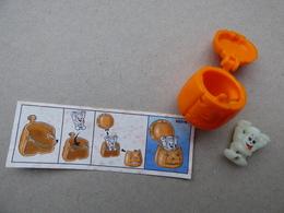 Collector Cadeau Kinder Surprise Réf K02 N° 67 + Sa Notice Bpz - Mountables
