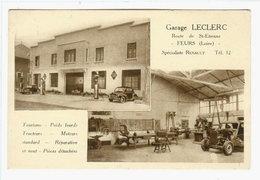 FEURS  - LE GARAGE LECLERC - Feurs