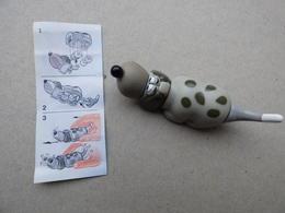 Collector Cadeau Kinder Surprise Réf K02 N° 116 + Sa Notice Bpz - Mountables