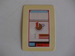Tobacco/ Tabac/ Cigars/ Cigarettes/ Cigarrillos Greece Papastratos Export Portugal Portuguese Pocket Calendar 1987 - Small : 1981-90