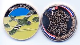 WW2 - Pièce De Collection - Souvenirs Et Patrimoine - Planeur WACO - Army & War