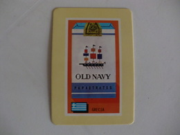 Tobacco/ Tabac/ Cigars/ Cigarettes/ Cigarrillos Greece Old Navy Portugal Portuguese Pocket Calendar 1987 - Small : 1981-90