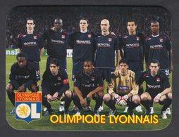 2008-FOOTBALL/SOCCER-OLIMPIQUE LYONNAIS-RUSSIAN CALENDAR - Small : 2001-...