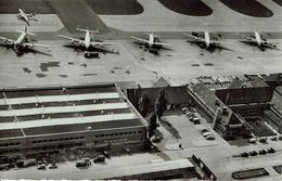 MELSBROEK - Aéroport - Bâtiments Et Tarmac - Steenokkerzeel