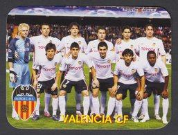 2008-FOOTBALL/SOCCER-VALENCIA CF-RUSSIAN CALENDAR - Small : 2001-...