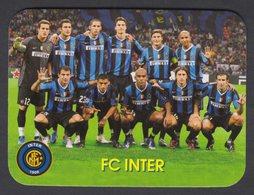 2008-FOOTBALL/SOCCER-FC INTER-RUSSIAN CALENDAR - Small : 2001-...