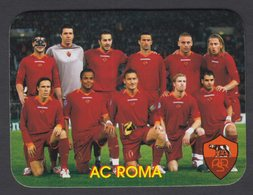 2008-FOOTBALL/SOCCER-AC ROMA-RUSSIAN CALENDAR - Small : 2001-...