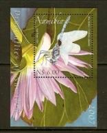 NAMIBIA, 2007, MNH  Miniature Sheet Stamps,  Dragonflies Of Namibia,   #8023 - Namibia (1990- ...)