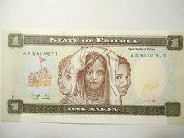 ERITREA 1 NAKFA 1997 UNC - Erythrée