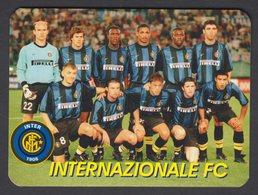 2002-FOOTBALL/SOCCER-INTERNAZIONALE FC-RUSSIAN CALENDAR - Small : 2001-...