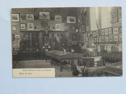 C.P.A. : 54 MARS LA TOUR : Musée Militaire (près De L'église), Intérieur, Plan Rare - Altri Comuni