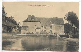 SAINT BENOIT SUR VANNE - Le Moulin - Francia